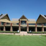 Ebotse Golf and Country Estate Clubhouse and Gatehouse