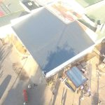 Spar Les Marais Remove and replace roof within 12 hours